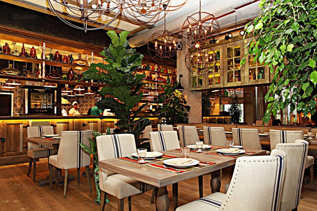 Светильники для ресторана Цицила