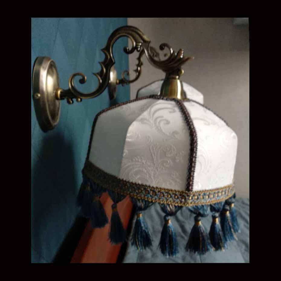 Настенный светильник с абажуром БК024.01