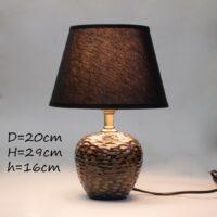 Керамическая настольная лампа 223.01Т