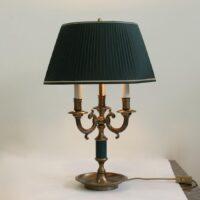 Библиотечная лампа три рожка 224.01-T-3