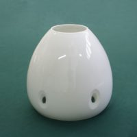 Стеклянный плафон для светильников B-F601