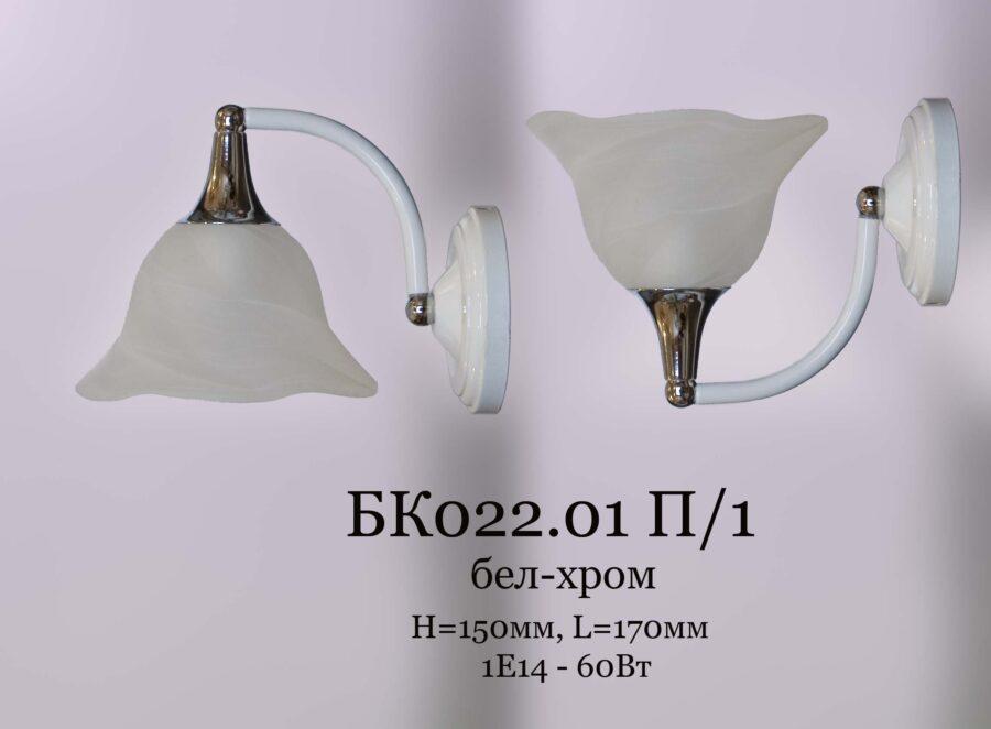Стеклянный плафон для светильников B-F596