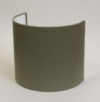 Абажур половинка для бра 25 FM02.00 зеленый