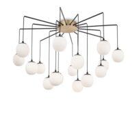 Потолочный светильник люстра ЛК226.01/16 с шарами
