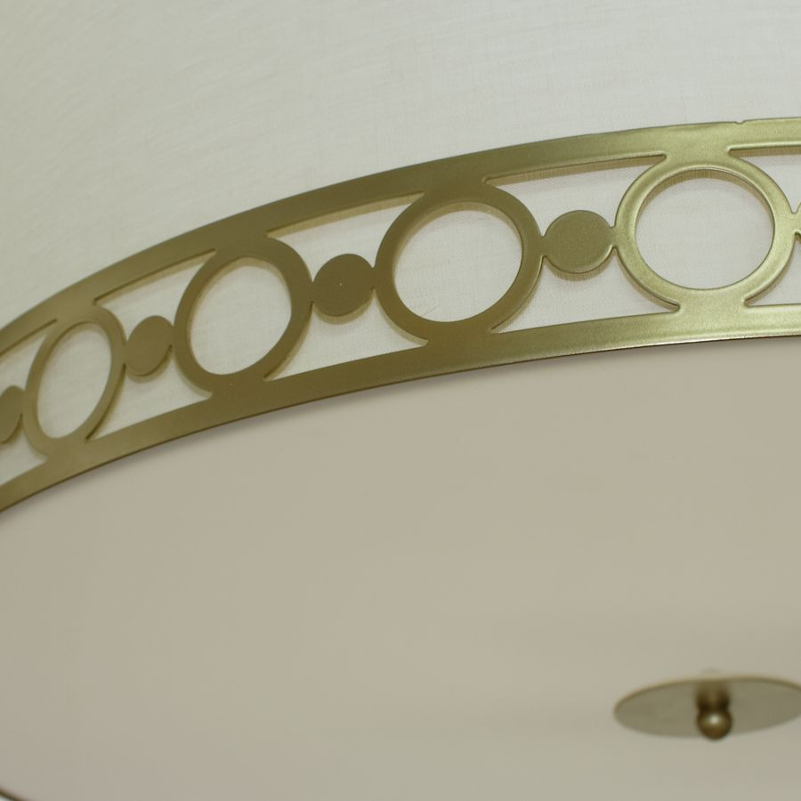Люстра с современным абажуром ЛК231.01-700