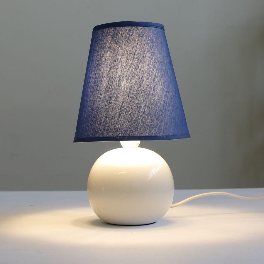 настольная лампа ночник 067.02T-820 с высоким абажуром