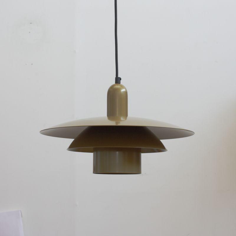 Металлический подвесной светильник П240.01